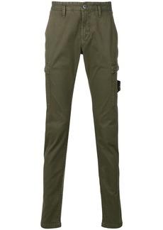 Stone Island skinny trousers - Green