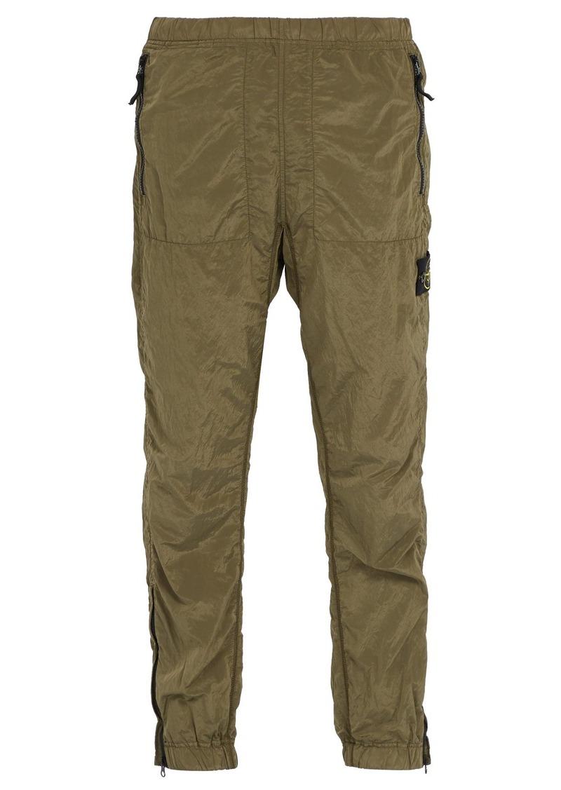classic style fashion design elegant in style Slim-fit nylon track pants