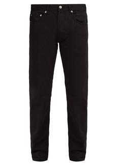 Stone Island Slim-leg cotton trousers