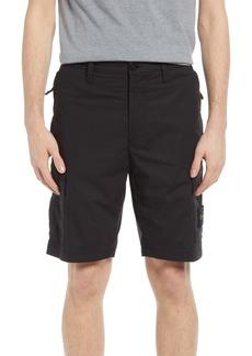 Stone Island Stretch Cotton Cargo Shorts