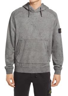 Stone Island Tie Dye Hooded Sweatshirt