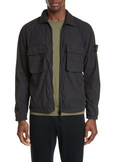 Stone Island Two-Pocket Shirt Jacket