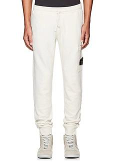 Stone Island XO Barneys New York Men's Cotton Fleece Cargo Jogger Pants