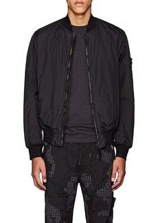 Stone Island XO Barneys New York Men's Crinkled Tech-Fabric Bomber Jacket