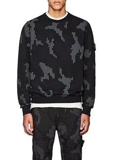Stone Island XO Barneys New York Men's Digital-Camouflage Cotton Sweatshirt