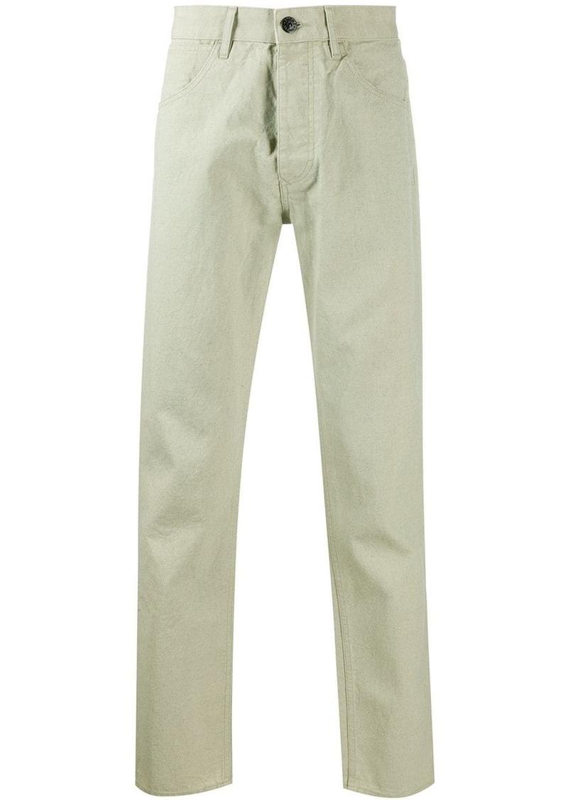 Stone Island straight-leg trousers