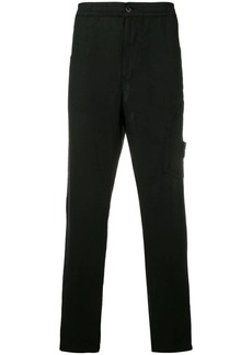 Stone Island straight leg trousers