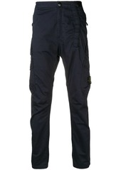 Stone Island tapered cargo trousers