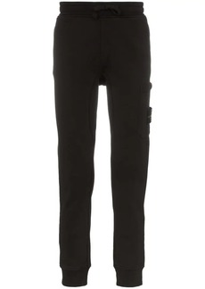 Stone Island Tapered cotton sweatpants