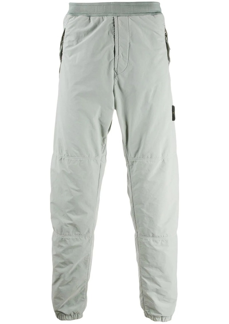Stone Island tapered track pants