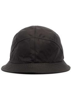 Stone Island tonal-logo bucket hat