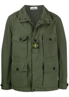 Stone Island utility jacket