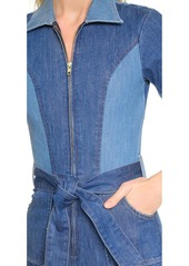 e23ef39d5780 Stoned Immaculate Stoned Immaculate Blue Jean Baby Jumpsuit