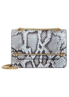 Strathberry Stylist Mini Snake Embossed Leather Crossbody Bag (Nordstrom Exclusive)