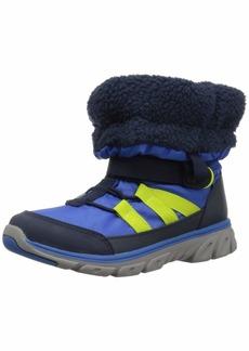 Stride Rite Boys' M2P Sneaker Snoot Snow Boot