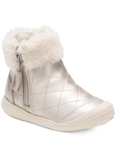Stride Rite Chloe Quilted Boots, Toddler Girls