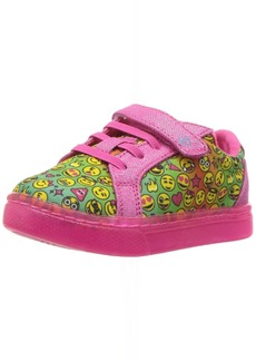 Stride Rite Girls' Lights Raz Sneaker