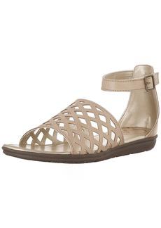 Stride Rite Girls' Perla Gladiator Sandal