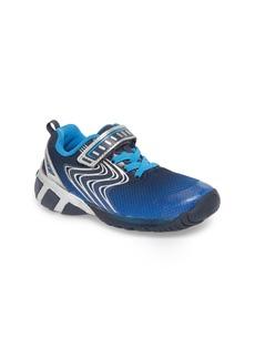 Stride Rite Lights Lux Light-Up Sneaker (Walker &Toddler)