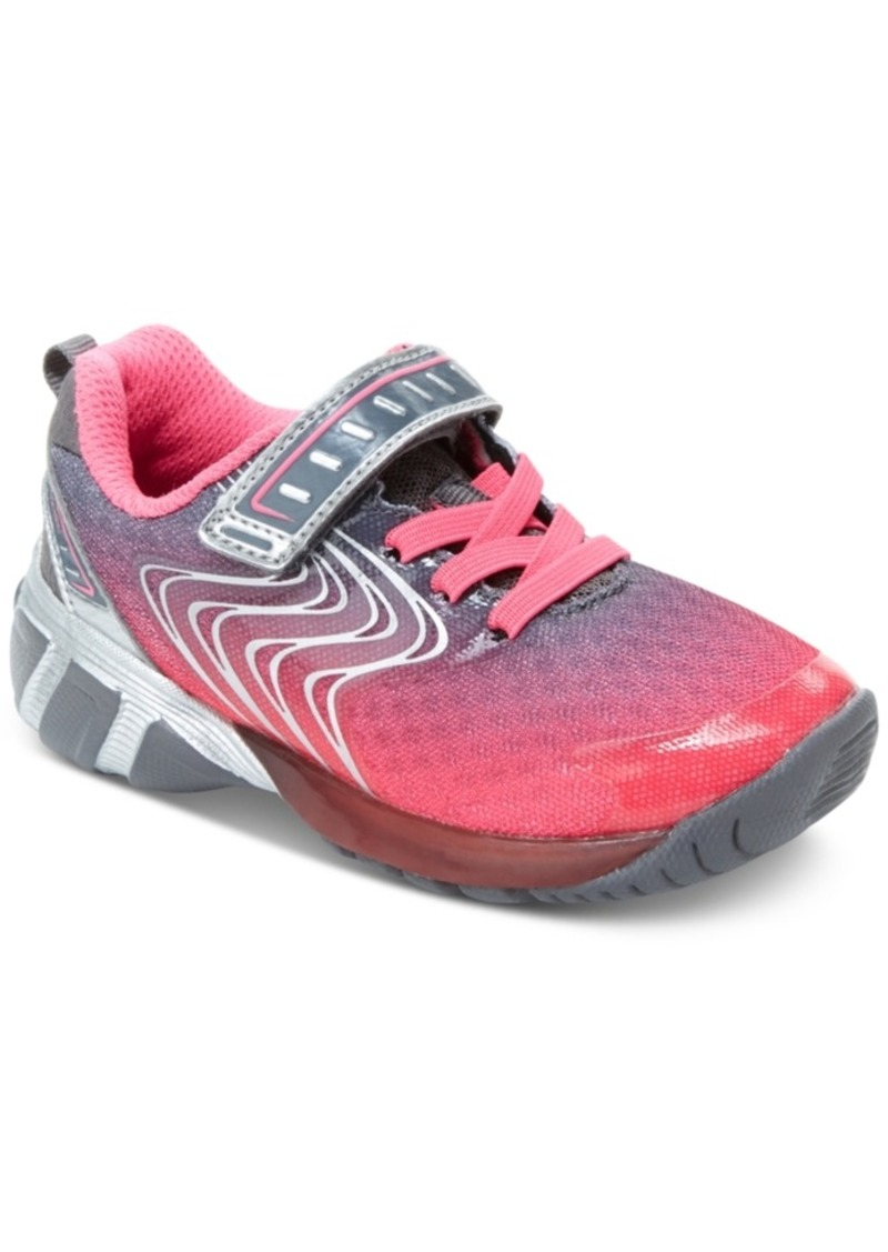 Stride Rite Lights Lux Tennis Shoes, Toddler & Little Girls (4.5-3)