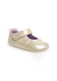 Stride Rite Liza Mary Jane Crib Shoe (Baby)