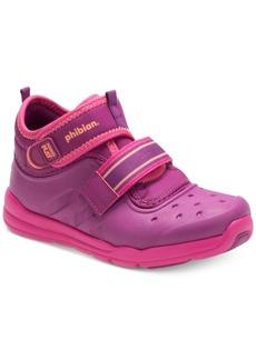 Stride Rite M2P Phibian Mid Boots, Little Girls