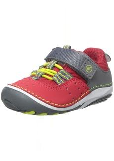 Stride Rite Soft Motion Amos Sneaker (Little Kid/Big Kid)  3 W US Little Kid