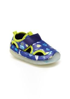 Stride Rite Soft Motion™ Splash Water Shoe (Baby & Walker)