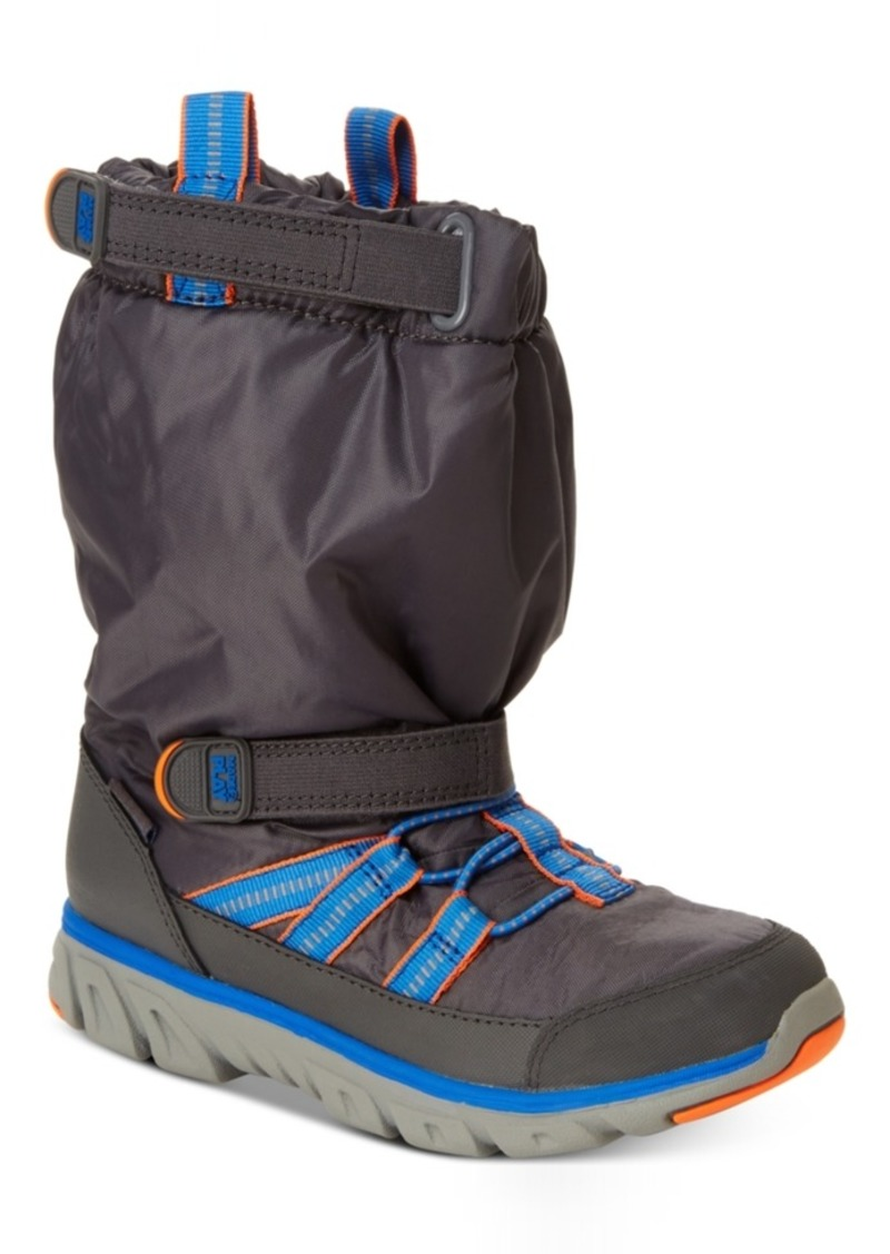 Stride Rite Toddler Boys Made2Play Washable Sneaker Boots