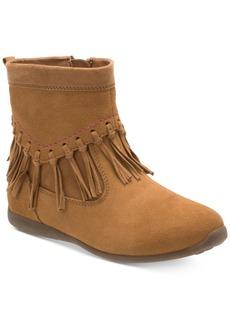 Stride Rite Viola Fringed Boots, Toddler & Little Girls