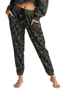 Strut This West Cheetah Joggers