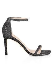 Stuart Weitzman Amelina Metallic Sandals