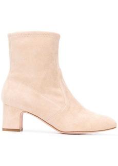 Stuart Weitzman ankle sock boots