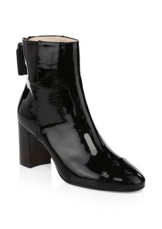 Stuart Weitzman Classic Patent Leather Boots