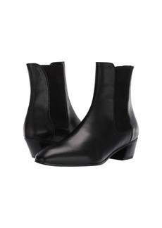 Stuart Weitzman Cleora Leather Bootie