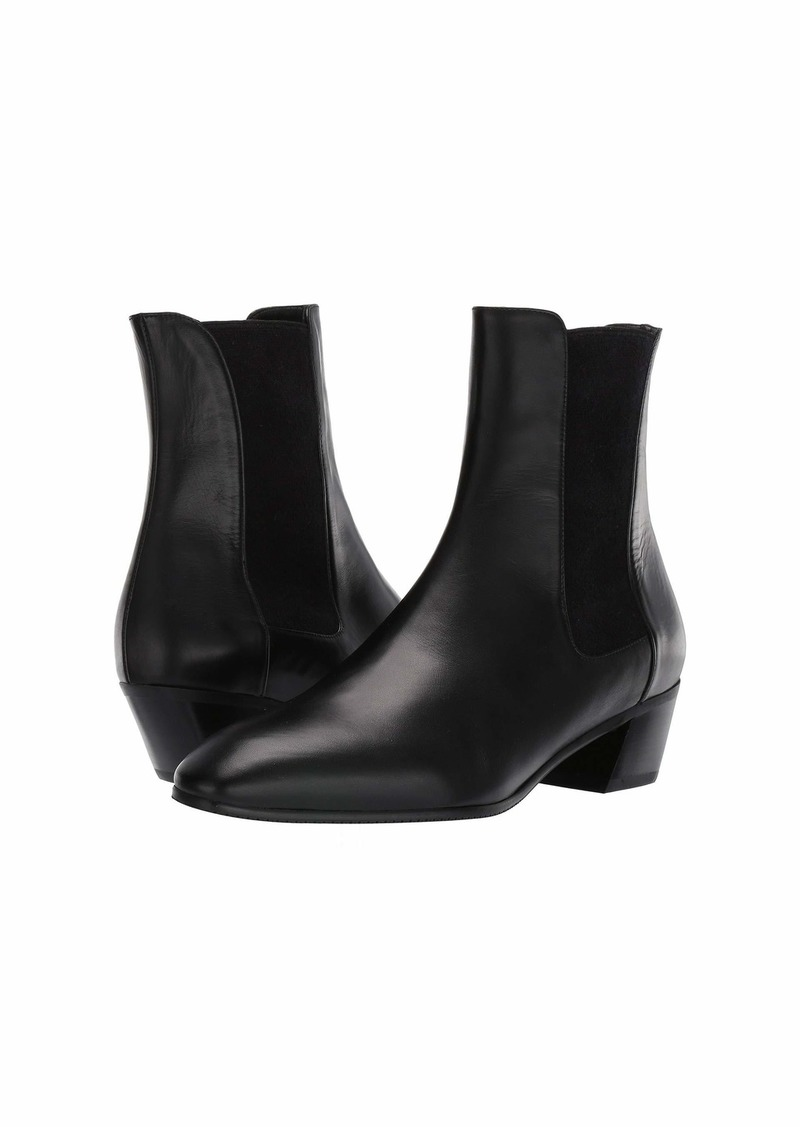 Stuart Weitzman Cleora Leather Bootie