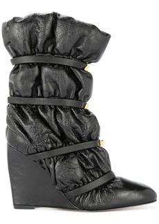 Stuart Weitzman Duvet Stud boots