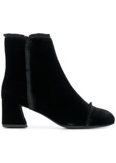 Stuart Weitzman fringed boots