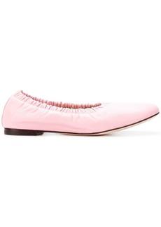 Stuart Weitzman Gina ballerina shoes