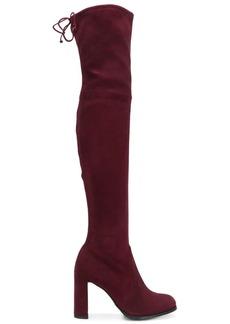 Stuart Weitzman Highline over-the-knee boots