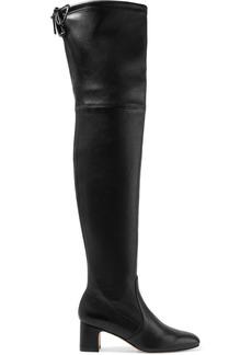 Stuart Weitzman Kirstie Leather Over-the-knee Boots