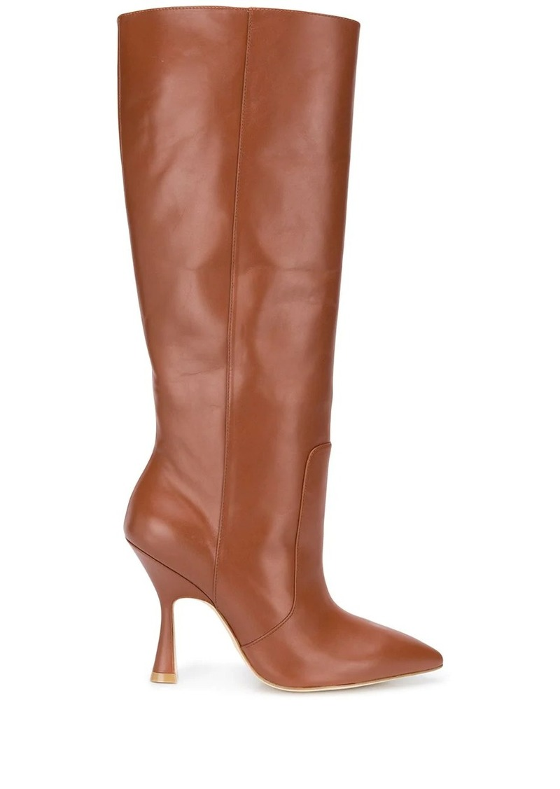 Stuart Weitzman knee-high leather boots