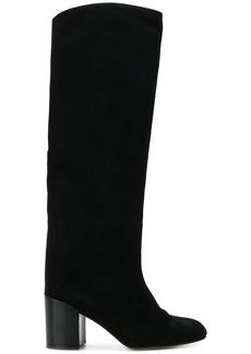 Stuart Weitzman knee-length chunky heel boots