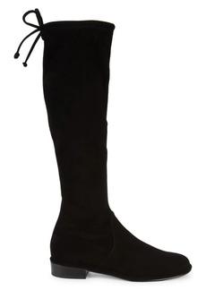 Stuart Weitzman Kneezie Suede Tall Boots