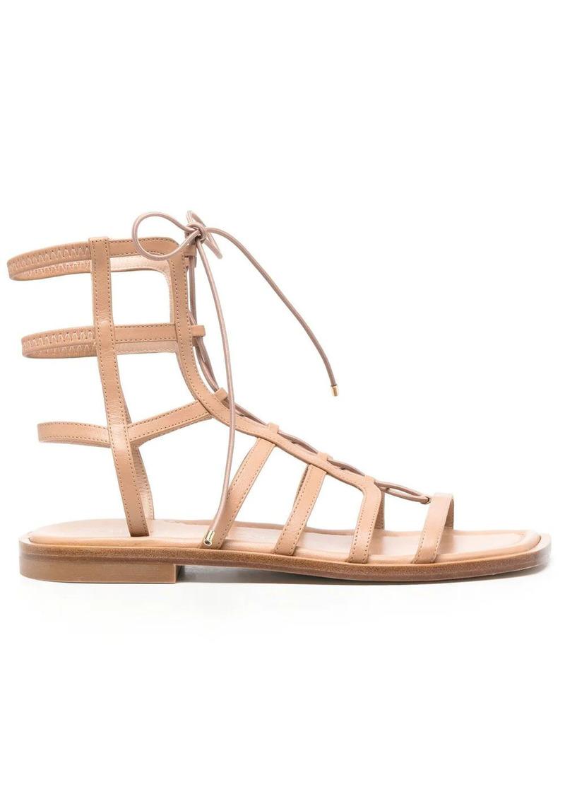 Stuart Weitzman Kora 10mm gladiator sandals