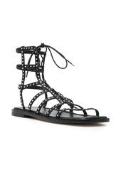 Stuart Weitzman Koral lace-up sandals