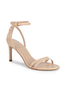 Stuart Weitzman Lexie Leather Sandals