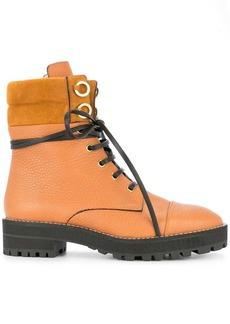 Stuart Weitzman Lexy combat boots