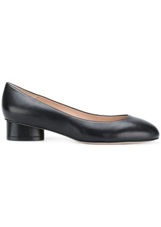 Stuart Weitzman low block-heel pumps