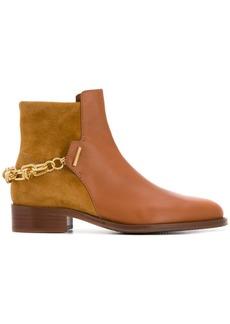 Stuart Weitzman low heel boots